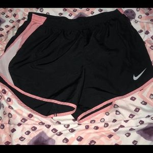 Athletic nike shorts!